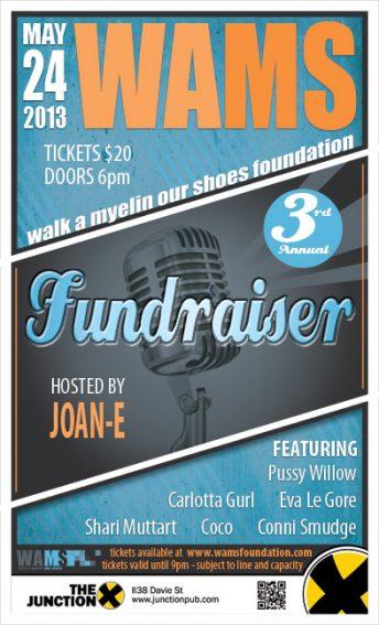3rd annual fundraiser